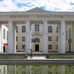 Дворцы и дома культуры Красноуфимска