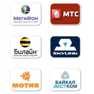Операторы сотовой связи Красноуфимска
