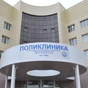 Поликлиники Красноуфимска