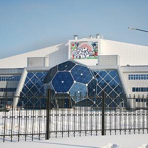 Спортивные комплексы Красноуфимска